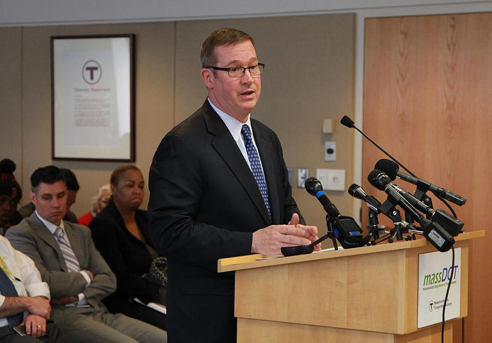 Michael Mulhern, executive director of the MBTA's retirement fund, will step down in August.