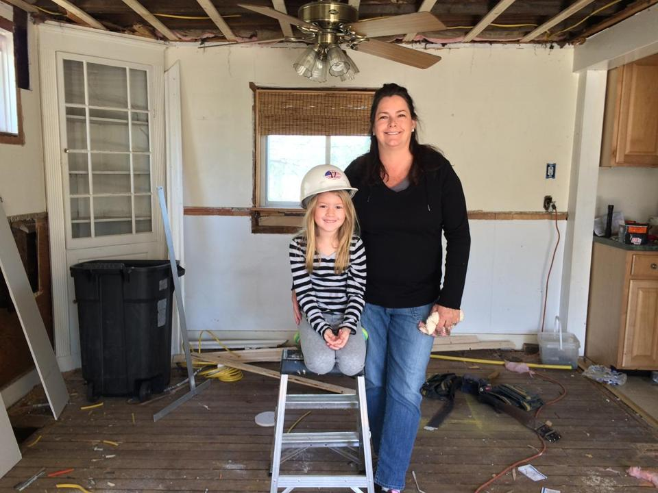 Moms Are Making Their Way Into Construction Industry The
