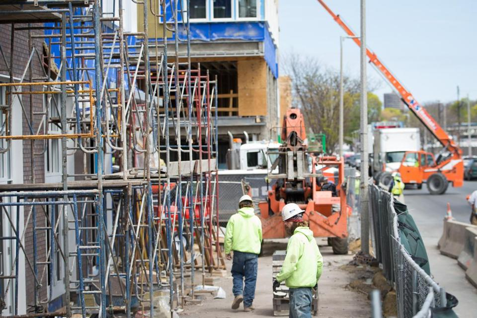 Under Walsh Nonunion Construction Work Has Risen The
