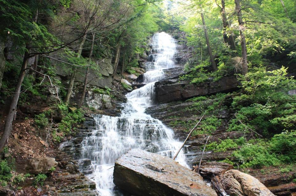 Easy New England hikes with big payoffs