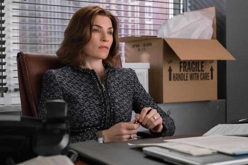 "Julianna Margulies (above in ""The Good Wife"") will play a magazine editor in ""Dietland."""