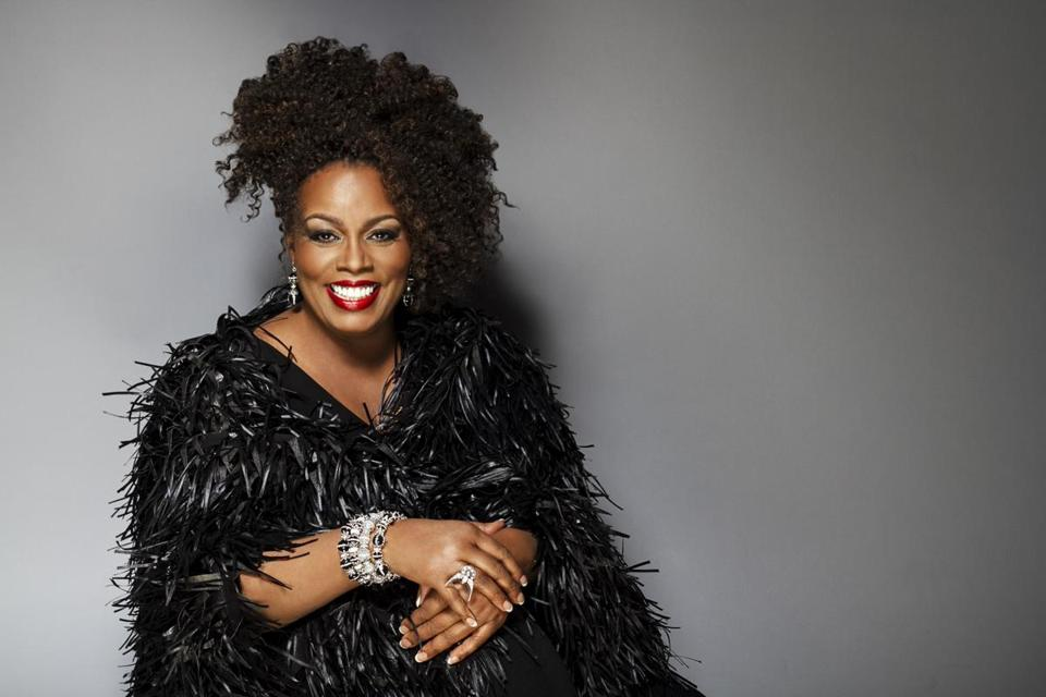 Singer Dianne Reeves performs at Rockport Music on July 15.