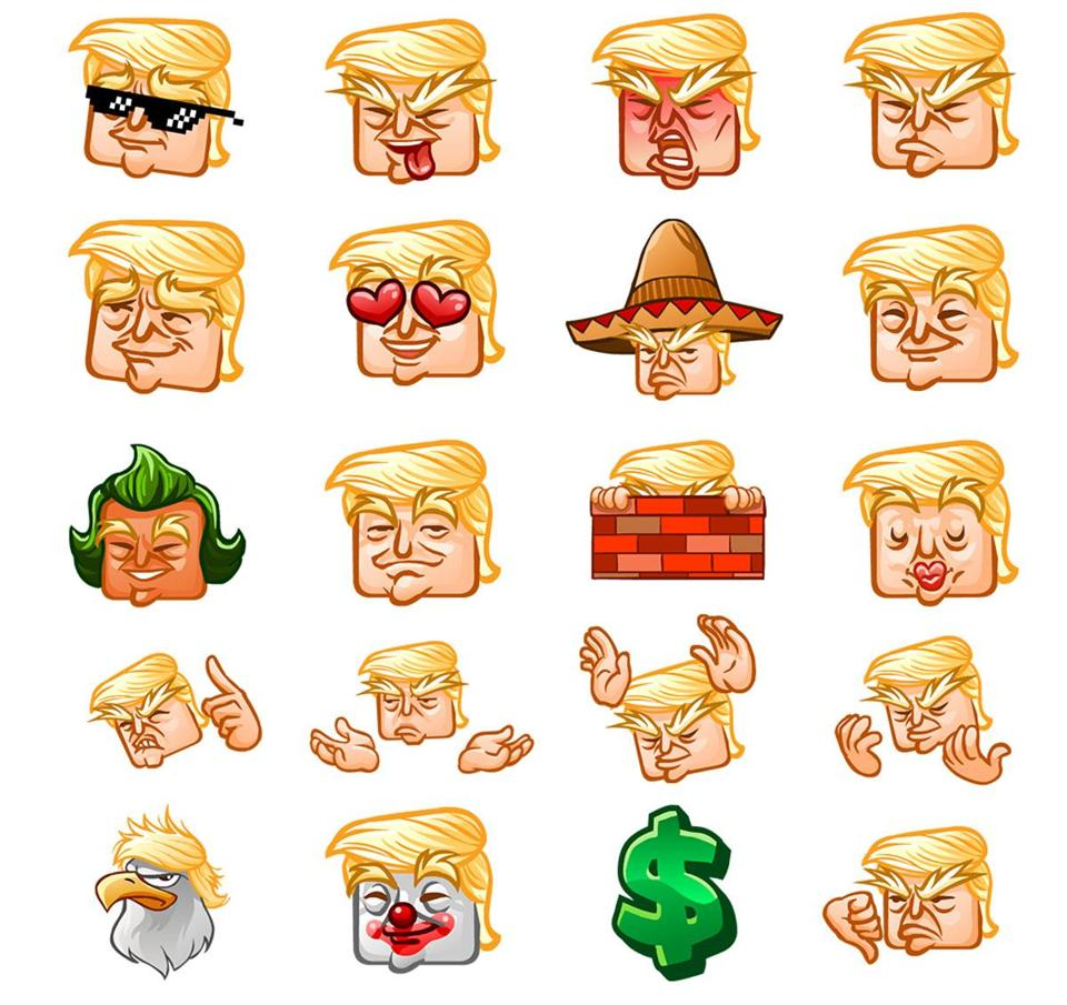 anti trump app
