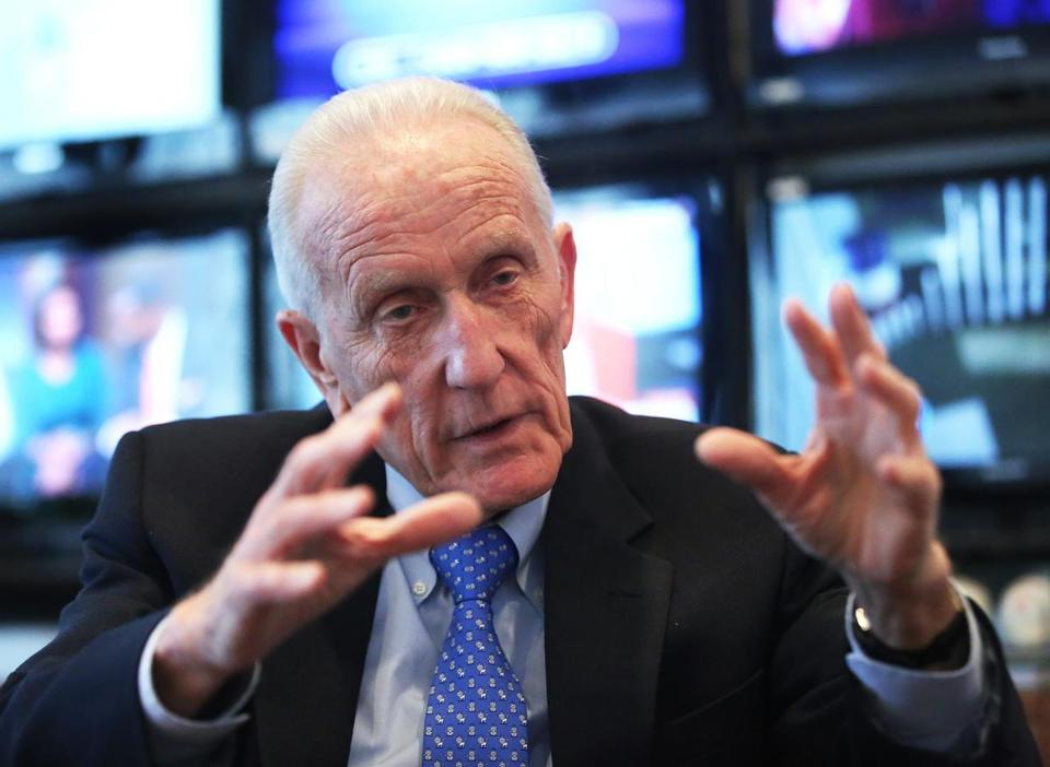 """They are trying to steal our station,"" WHDH-TV owner Ed Ansin previously told the Globe."