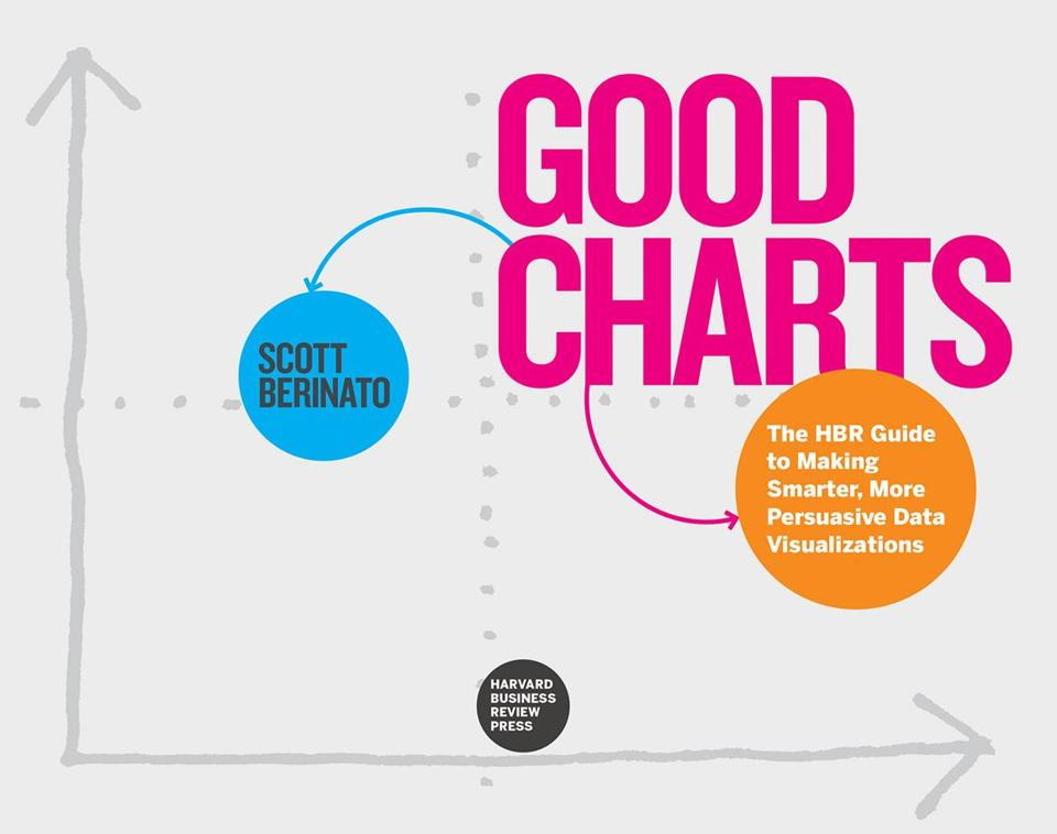 """Good Charts"" by Scott Berinato."