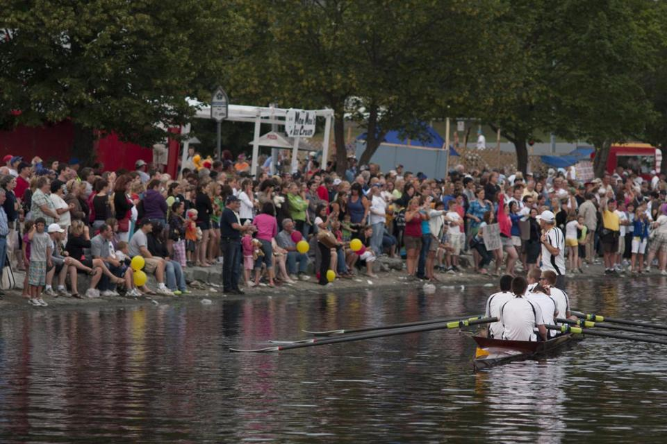 The Royal St. John's Regatta is really the apex of all the festivals, and one that Newfoundlanders cherish.
