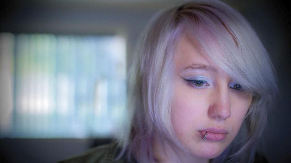 Zoe Quinn, a game developer and target of widespread and vicious harassment by anonymous gamers during the so-called Gamergate incident.