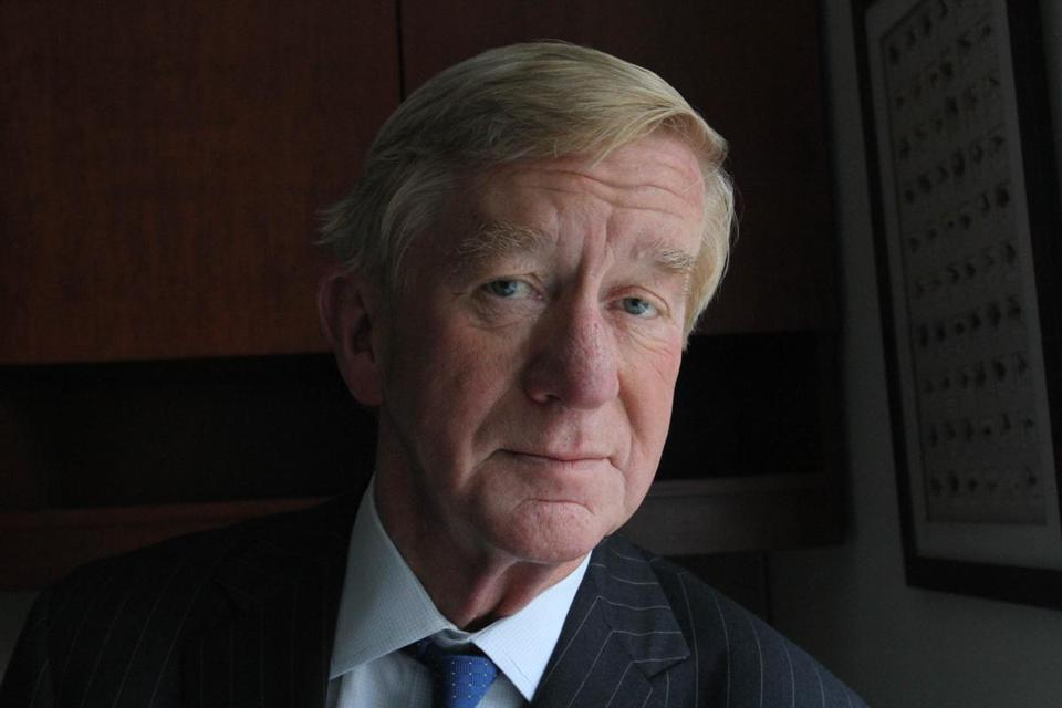 The career of William F. Weld, the former Massachusetts governor, took another turn with his addition to the Libertarian Party's ticket as vice president.