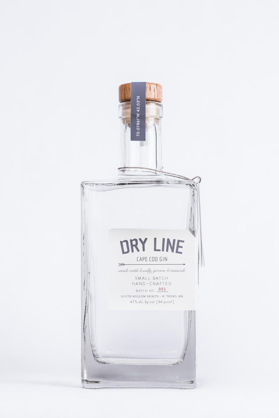 """Dry Line""  gin"