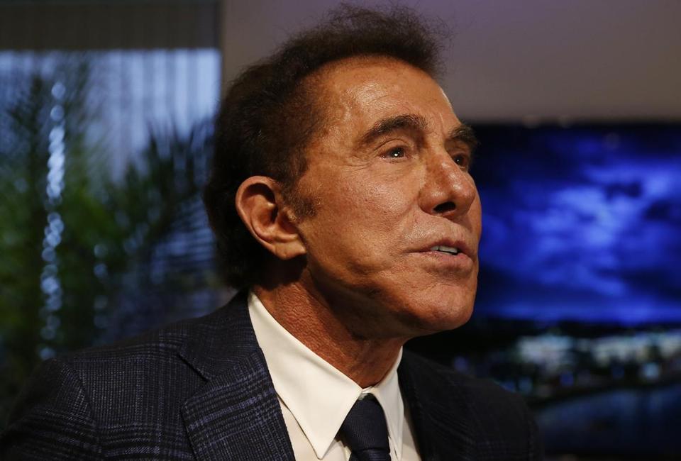 Two mayors say no to more slots. Will casino mogul Steve Wynn? - The Boston Globe - 웹