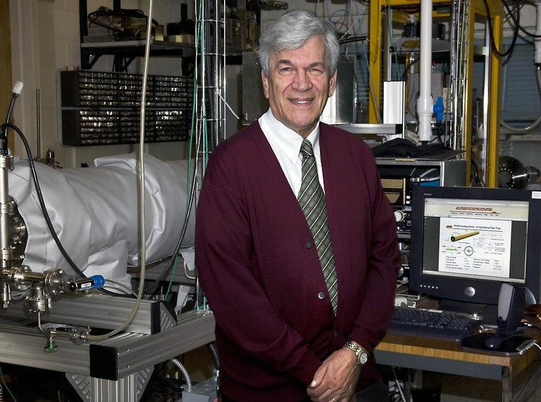 Dr. Davidson oversaw the Plasma Physics Laboratory at Princeton University from 1991 to 1996.