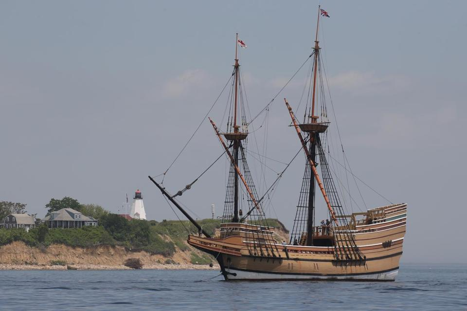 Mayflower Ii Returns To Plymouth After Upgrades The