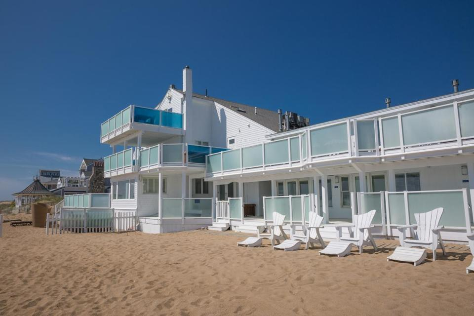 The Blue Hotel On Plum Island