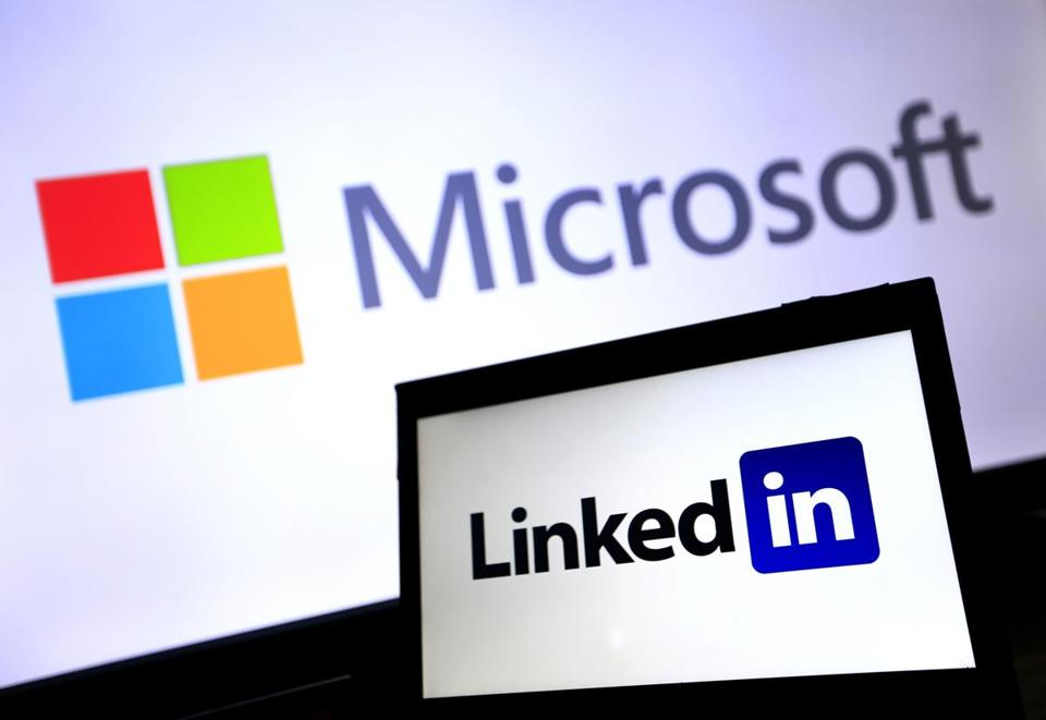 Microsoft is buying LinkedIn for more than $26 billion.