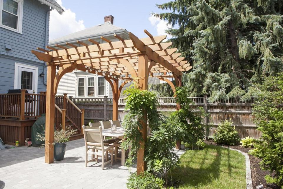 & How to make the most of your little city backyard - The Boston Globe