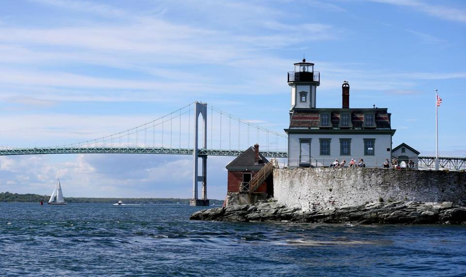 Rhode Island Lighthouse Overnight