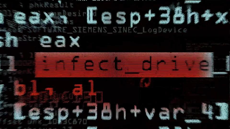 "A scene from Alex Gibney's cyberwarfare documentary ""Zero Days."""