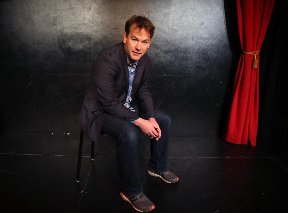 Mike Birbiglia performs at the Wilbur through the weekend.