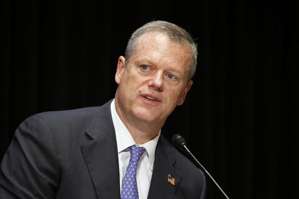 Governor Charlie Baker hinted that tax revenues would fall below expectations in June. That also happened in April and May.