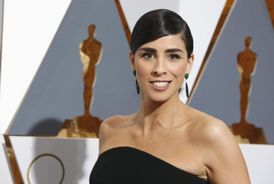comedian sarah silverman lucky to be alive after surgery the
