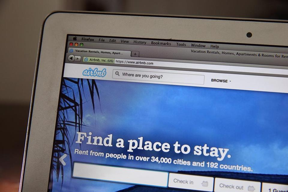 Short-term Airbnb stays would be taxed like hotel rooms under a bill being considered by Mass. lawmakers on Beacon Hill.