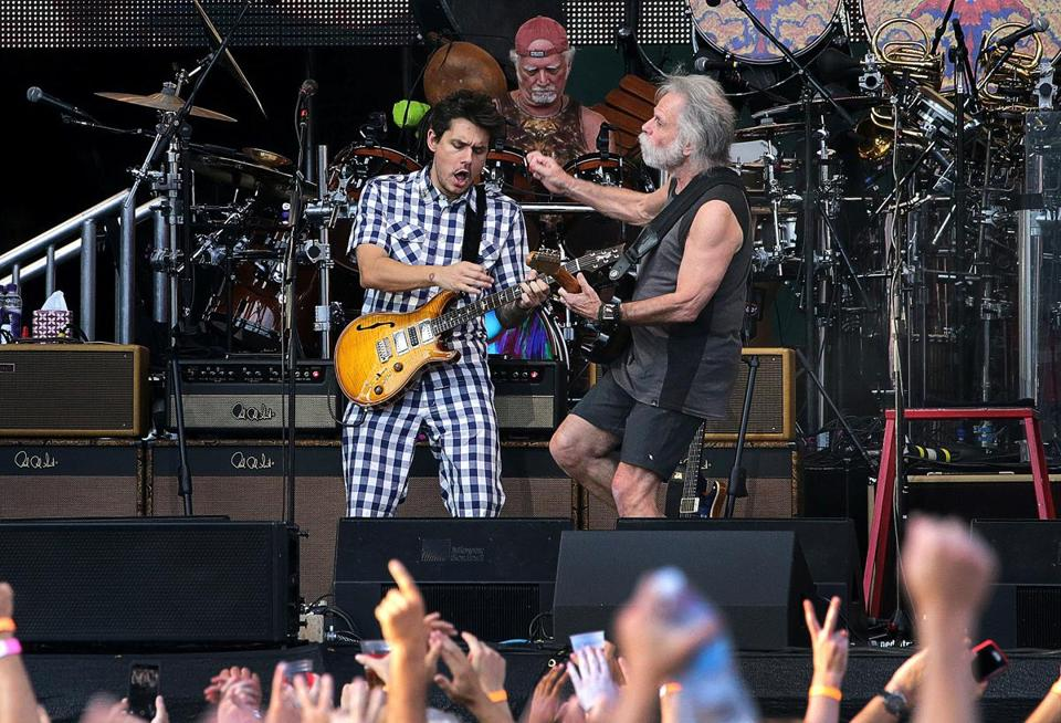 Image result for dead and company fenway park
