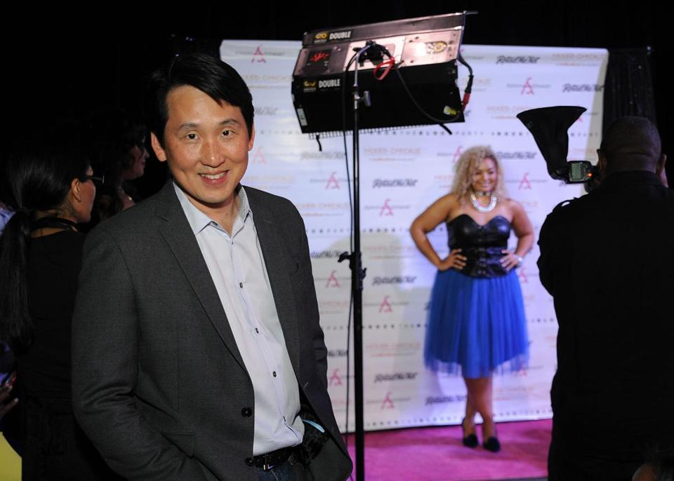 "James Rhee, chief executive of Ashley Stewart, often refers to the apparel chain as ""she.''"