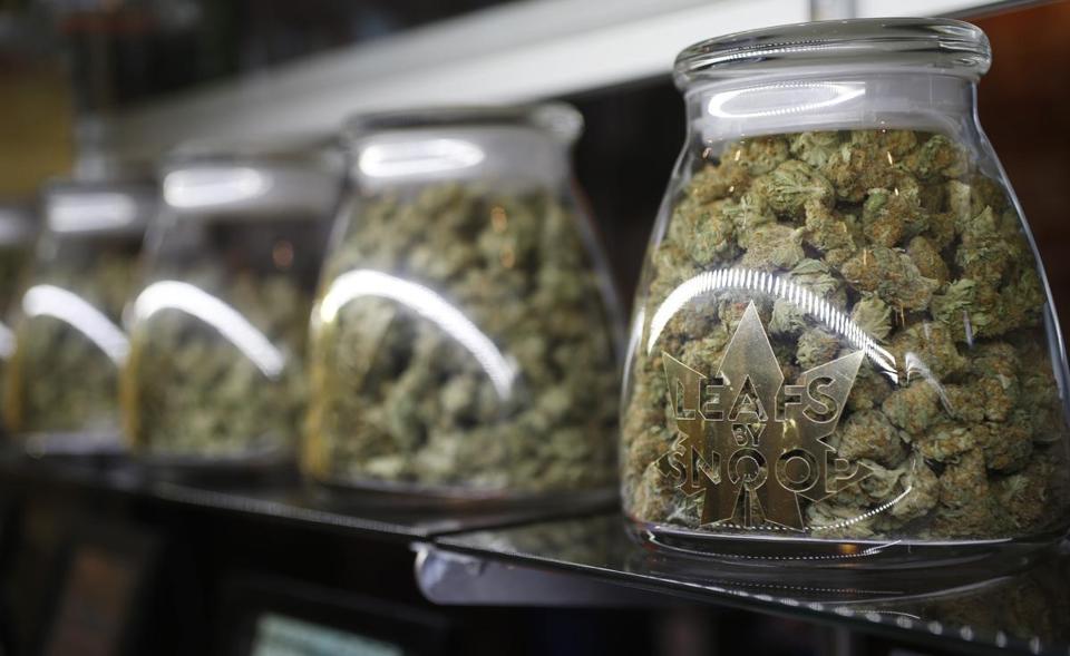 Marijuana dispensary licenses to the highest bidder? - The Boston Globe