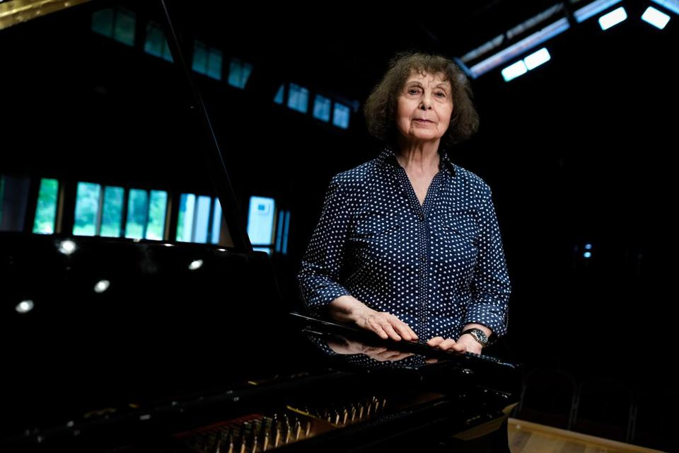 Sofia Gubaidulina's String Quartet No. 4 will be played by the Lydian String Quartet.