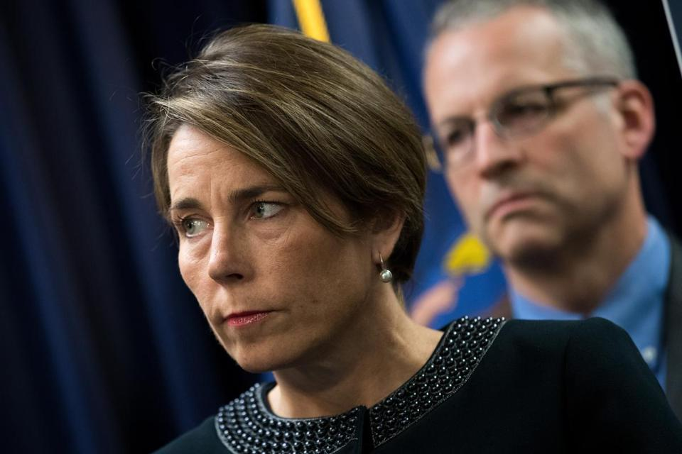 ExxonMobil has demanded that Massachusetts Attorney General Maura Healey provide documents from her office.