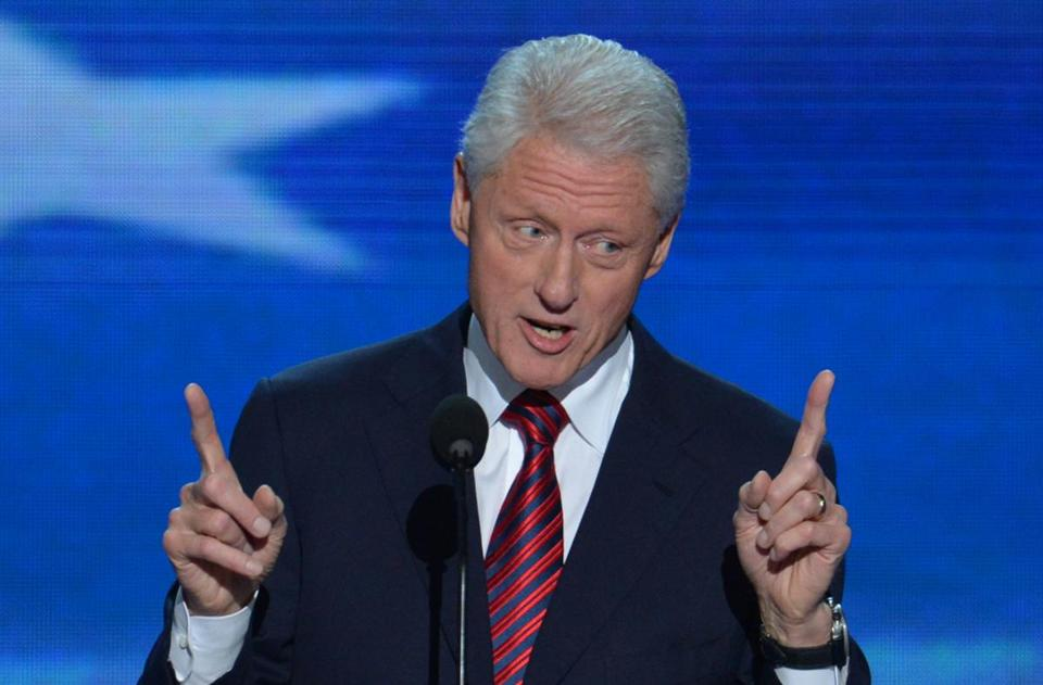 A look back at Bill Clinton's past convention speeches ...
