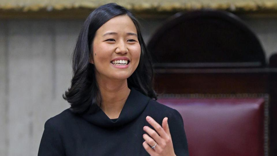 City Council President Michelle Wu.