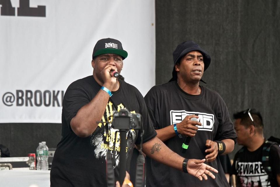 Classic Hip Hop Duo Epmd Celebrates Three Decades The