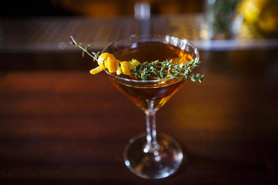 what are this year s cocktail trends the boston globe
