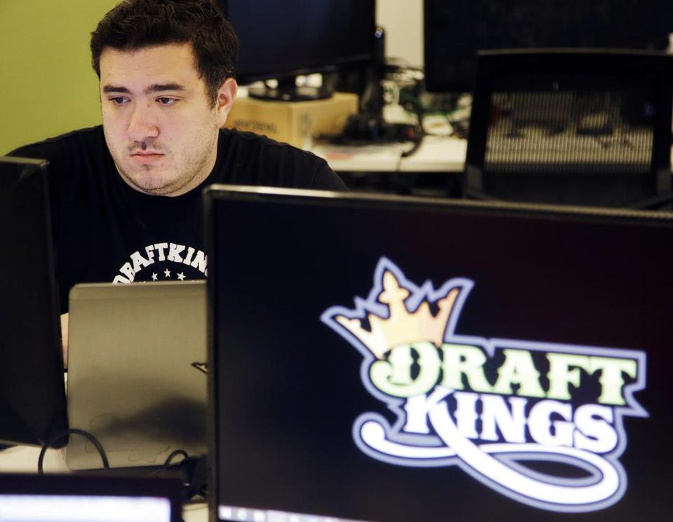Len Don Diego, marketing manager for content at the DraftKings daily fantasy sports company, which has drastically changed the way its business operates in the face of last year's high level of scrutiny.