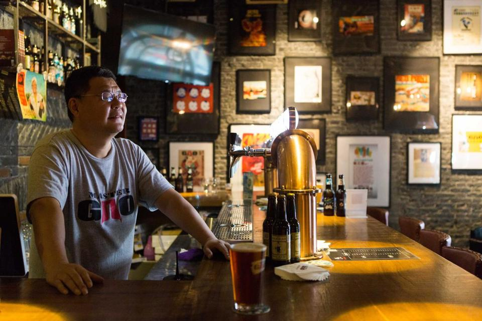 Gao Yan is determined to prove Chinese craft beer can hold its own.