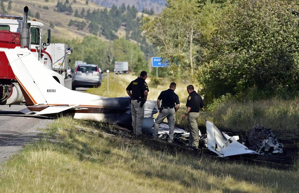 Car Accident Montana August