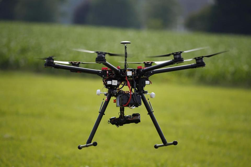 Thousands have applied for the ability to fly drones.
