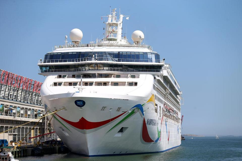 Cruise Ship Jobs Have Boatloads Of Benefits The Boston Globe - Cruises out of boston