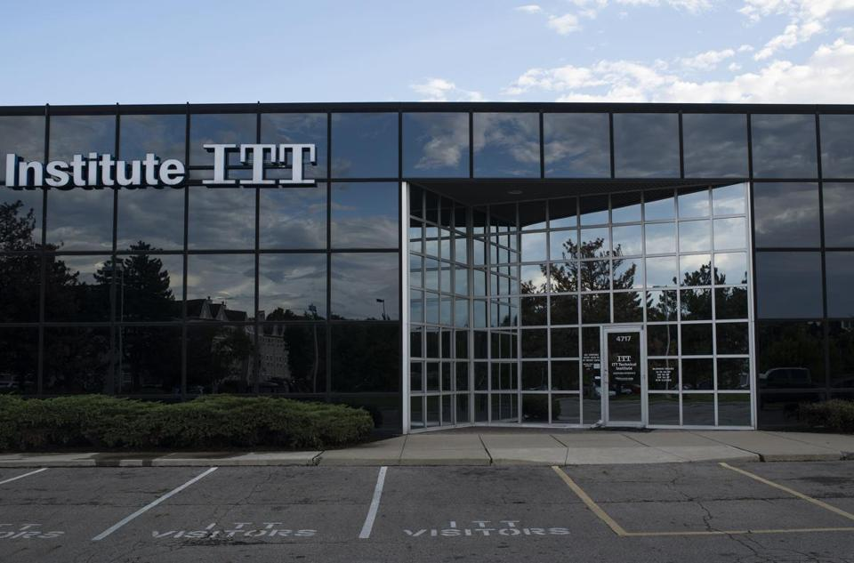 With ITT's closing, students and employees must scramble as a new school year opens.