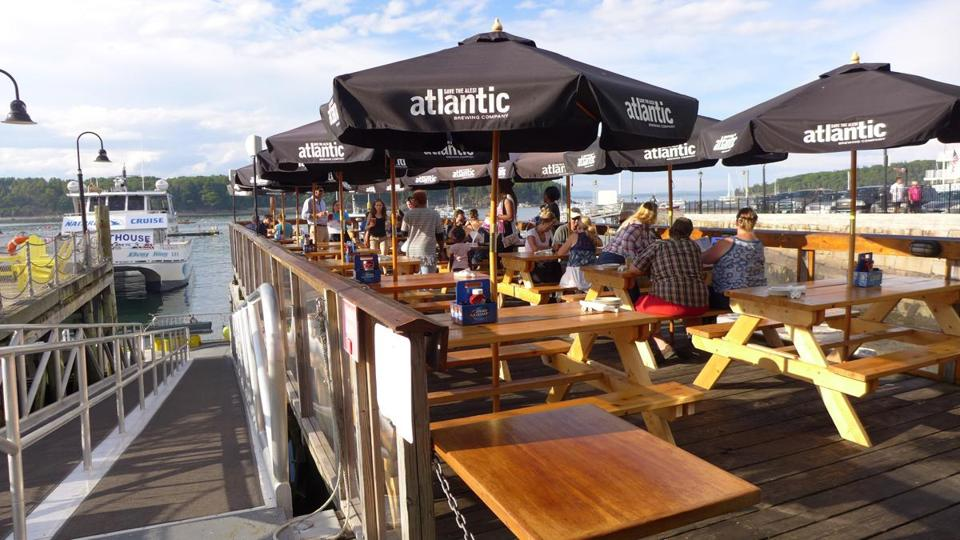Try These Seafood Hot Spots On Mount Desert Island Maine The