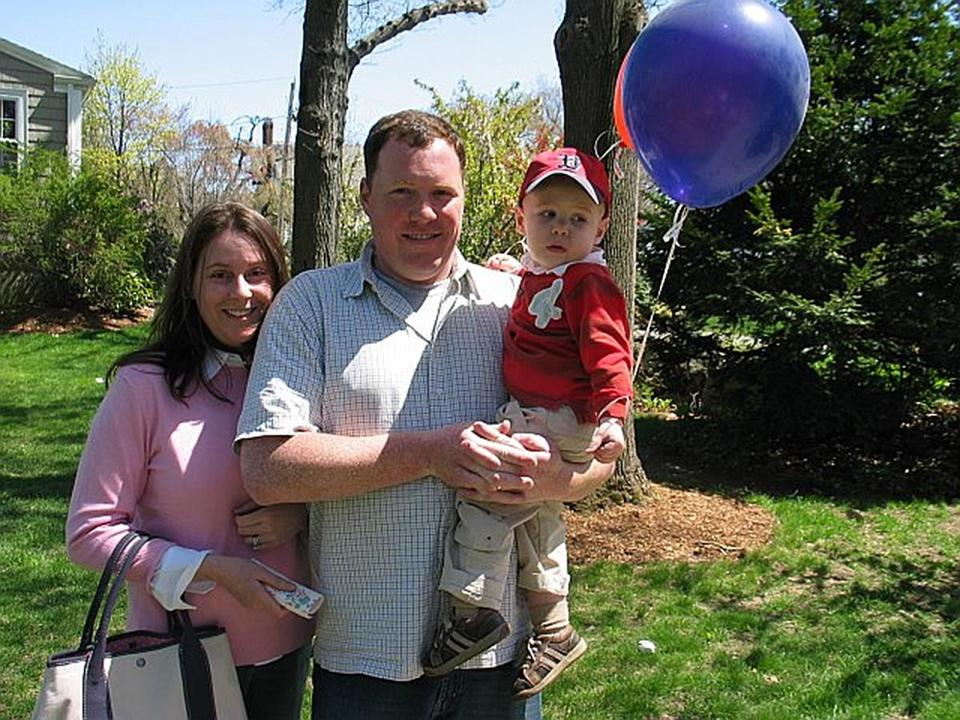 FOR LACEY PROJECT ONLY. Lacey_online_Photo - Lacey family. Info from source: Taken on August 10, 2006. (Lacey family)