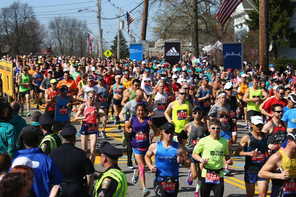Boston Marathon hopefuls hit unusual roadblocks