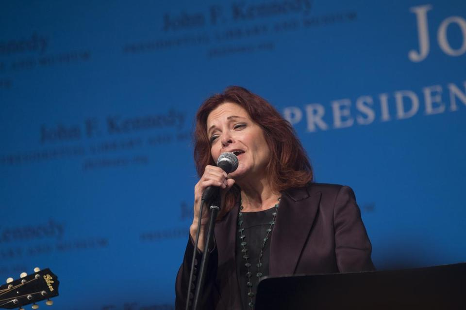 Rosanne Cash penned an op-ed in the New York Times Tuesday arguing the country music industry must stand up to the National Rifle Association.