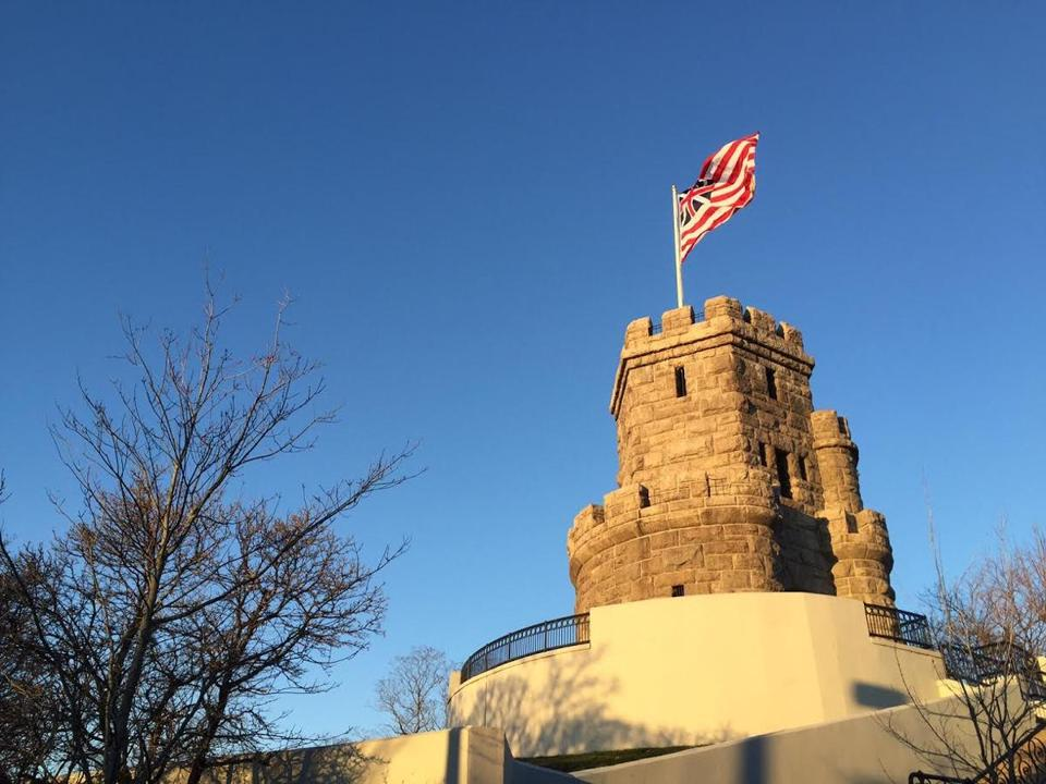 Prospect Hill Tower will soon be open for public tours.