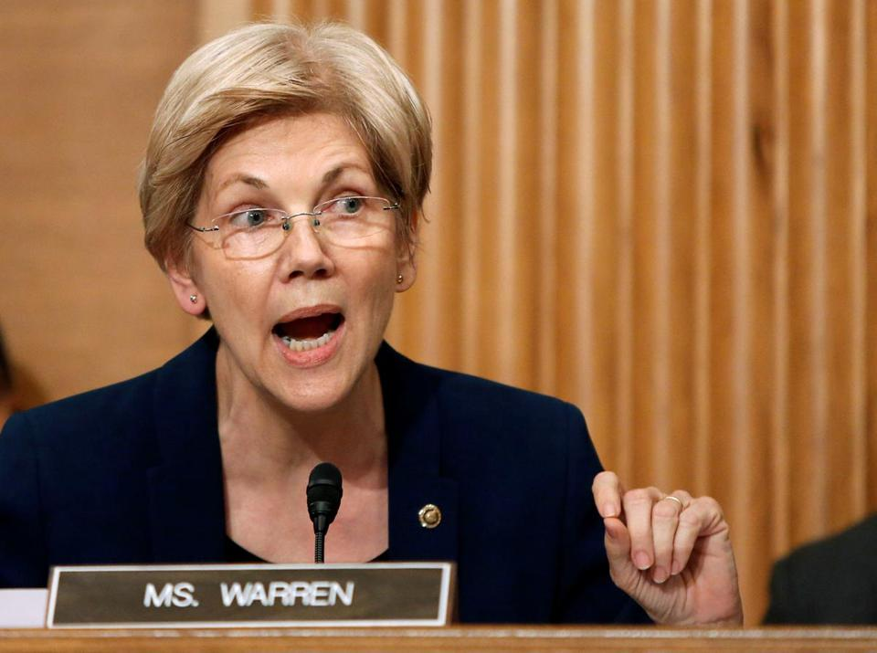 Image result for photos of senator warren
