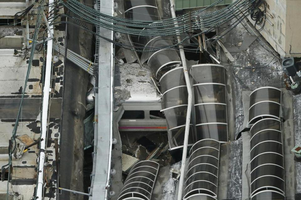 Ntsb Investigation Slowed By Safety Issues At N J Train