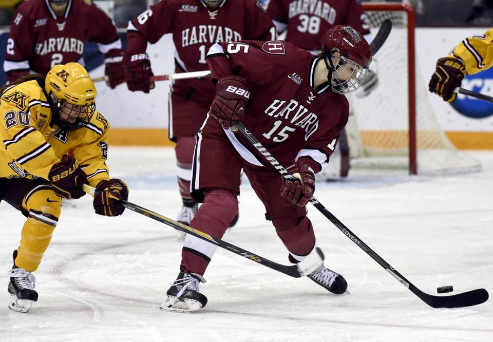 Forward Mary Parker changes teams, from Harvard to BU.