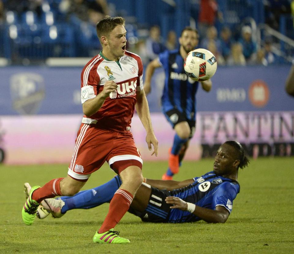 Revolution Sign Kelyn Rowe To Contract Extension