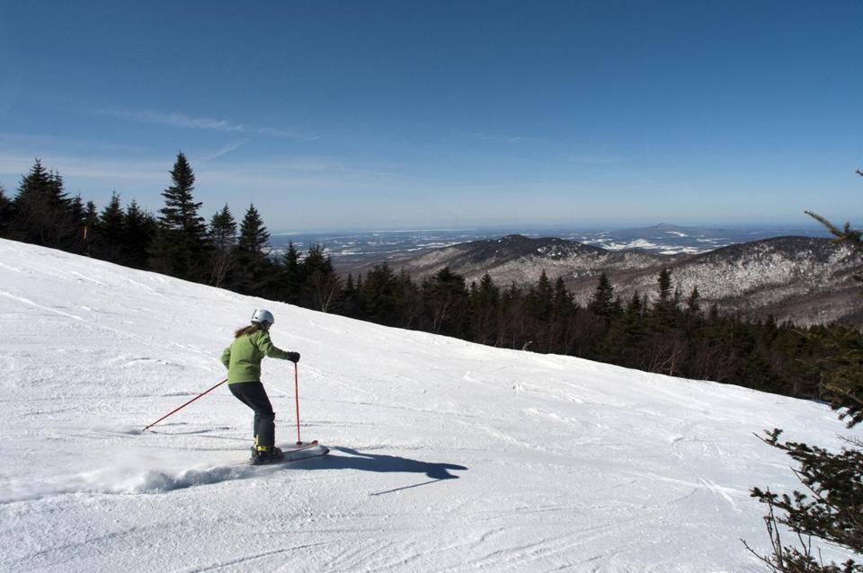 Vermont's Jay Peak Resort.